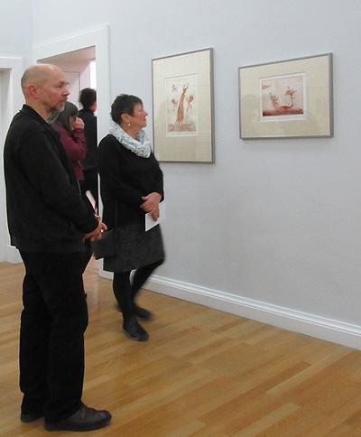 ein Foto aus der Ausstellung