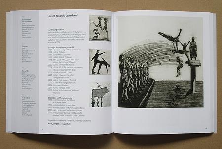 Katalog zur Triennale
